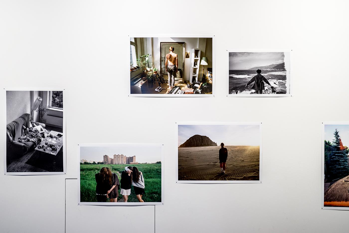 D Exhibition : Masha demianova
